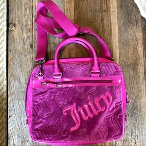 Juicy Couture Bag/Laptop Case